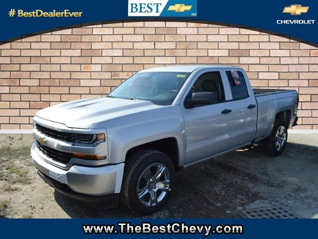 new 2017 chevrolet silverado 1500 custom double cab in hingham 70239 best chevrolet. Black Bedroom Furniture Sets. Home Design Ideas